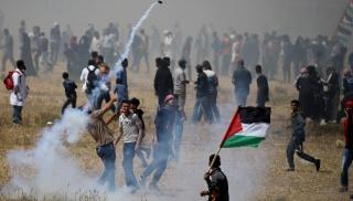 gaza palaistini israil