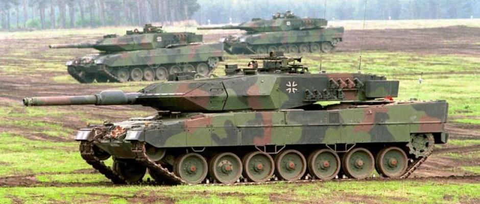 german army tanks