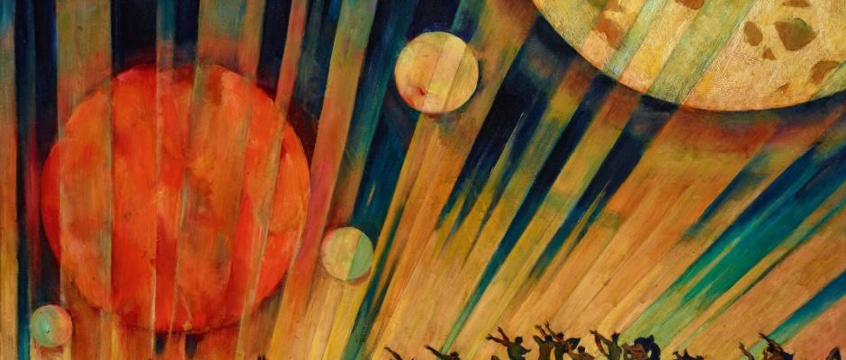 new planet Konstantin Yuon