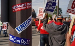 general motors strike